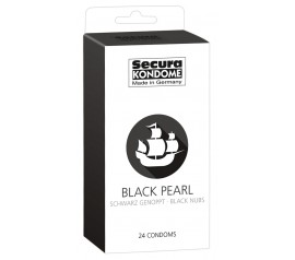 Secura Black Pearl 24pc