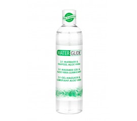 Libesti Waterglide Massage&Lubricant Aloe vera 300ml