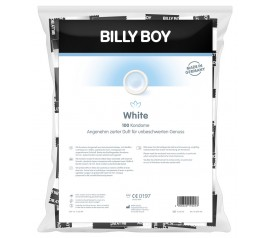 Billy Boy White 1pcs