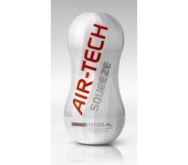Masturbaator Tenga Air-Tech Squeeze Gentle valge