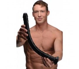 """Realistic Anal Snake - 19"""""""