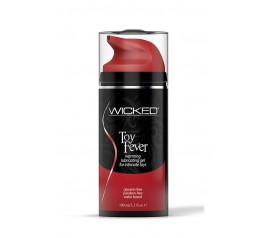 Soojendav libestusgeel Wicked Toy Fever 100 ml