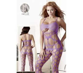 Catsuit Purple S-L