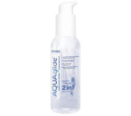 "AQUAglide ""2 in 1"", 125 ml"