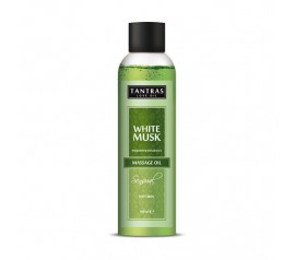Massaaziõli Tantras White Musk 150ml