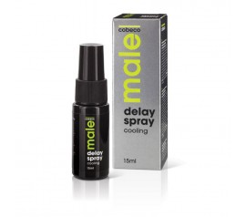 Male delay-sprei jahutava effektiga 15ml
